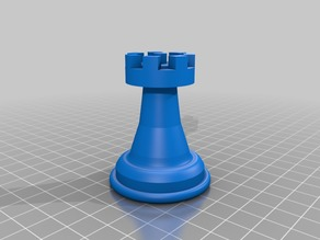 rook_chess_figure