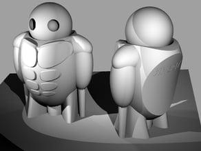 AHBot - robot
