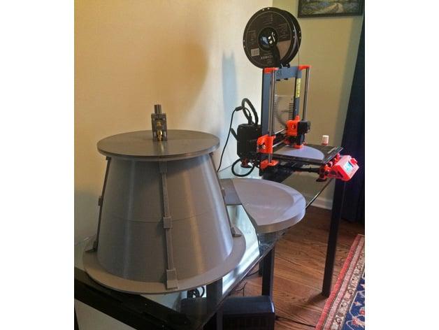 RF Resonant Cavity Thruster (EmDrive) by Monomorphic