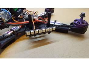 X220 8x1 LED mounted rear bracket