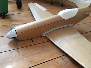FT MIG-3 detachable wing reinforcement