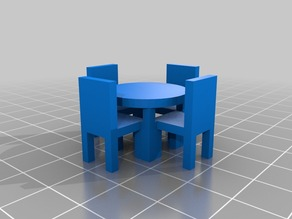 Dining Table (1 piece)