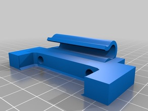 proline cage pivot with led holes scx 10.2