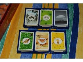 Spielkarten-Halterung für Die Siedler von Catan