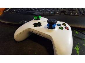 XBOX ONE / 360, PS4 Thumbstick Controller Extension Ver2 BASE and CAP