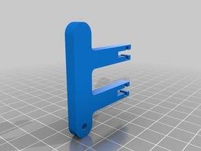 Y-Belt tensioner for Anet A8 wood frame