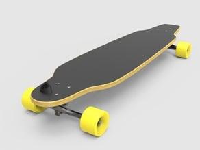 FootStop Longboard
