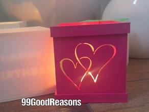 Candle light 99GoodReasons (visible)