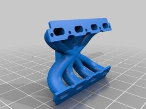 V8 air intake manifold