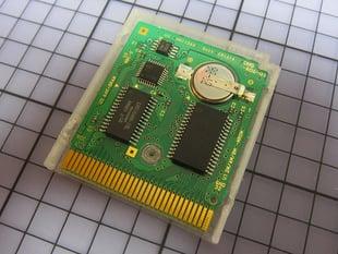 Game Boy Cartridge Shell