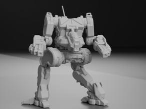 SCR-Prime Stormcrow, AKA Ryoken for Battletech