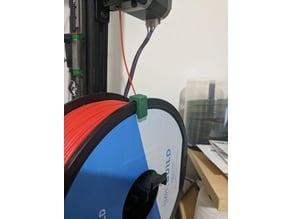 MatterHackers Filament Roll Clip