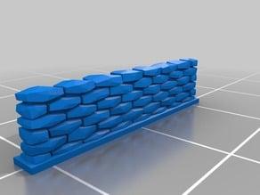 Stone Wall 8x4
