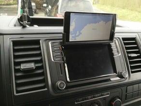 VW Multivan oneplus two cd holder