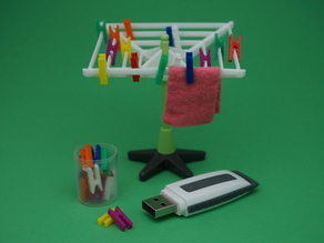 Miniatur Clothespins