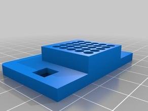 Mounting Plate for optical Mega:Bit