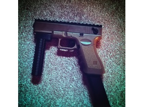 grip for airsoft G18c (cm030)