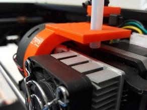 Makerbot Replicator 2 fan mount upgrade