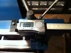Digital Drill guage for 7x12 Lathe