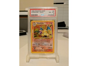 PSA Trading Card Stand