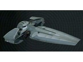 Scimitar Sith Infiltrator (x-wing) ver 0.55