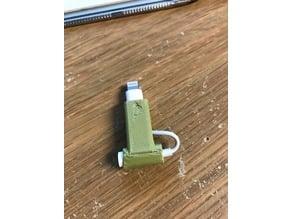 Lightening to 3.5mm Protector