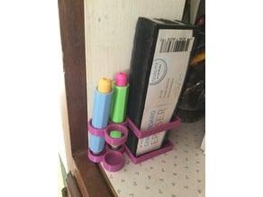 Chalk and Eraser Holder