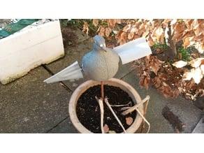 Pigeon Decoy Wings