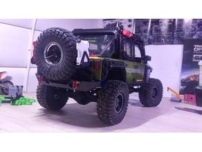 Axial SCX10 Jeep JK - Armor Fenders
