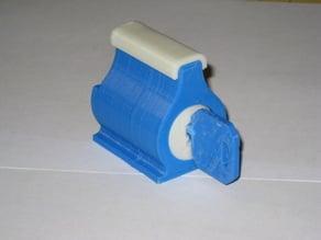 Functional Pin Tumbler Lock Model
