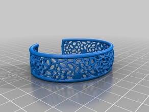 flower bracelet 3