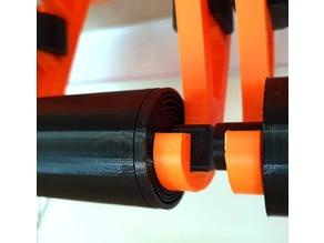 Auto-Rewind Spool Holder (remake for MMU under shelf holders)