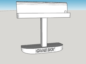 Game Boy Micro & SP Stand