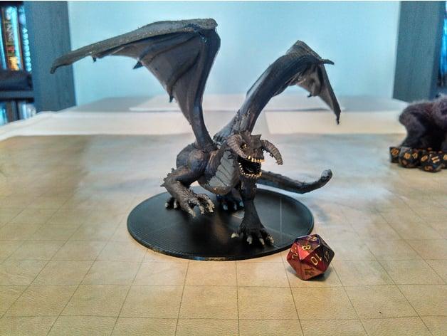 Black Dragon by mz4250 - Thingiverse