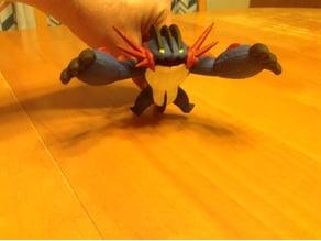 Swapert - Mega Evolution - Pokemon