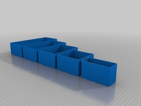 Raaco CarryLite 80 storage boxes