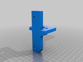 CR-10 Dual Z Bracket With No Z Height Loss