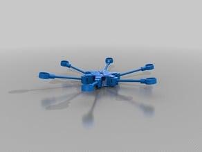 Hexacopter - Black Edition