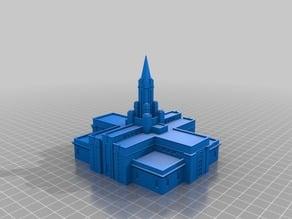 Bountiful Temple Rework