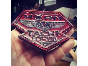 MCRN TACHI  STAMP