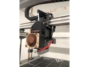 40mm fan duct E3D V6 Bondtech (BMG compatible)