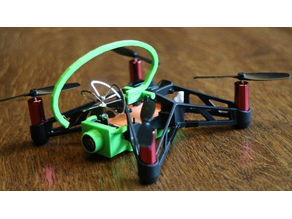 Rolling spider base plate,  camera holder, clover bumper