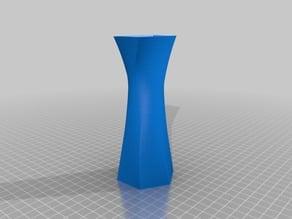 Helicoidal vase