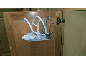 KitchenAid Attachment Holder