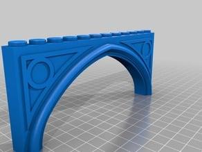 Arcos Tudor de 10 y 12 exinios