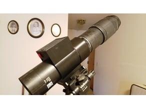 P8079hp night vision mount for Velbon CX 686 tripod