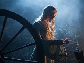 Maleficent's Spinning Wheel