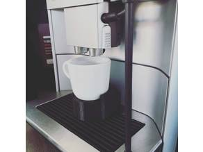 Espresso Cup Holder for Siemens EQ.6 Plus s.300