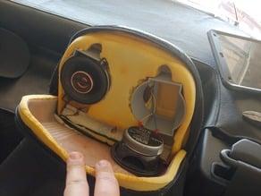NA Miata Headrest Speaker Box