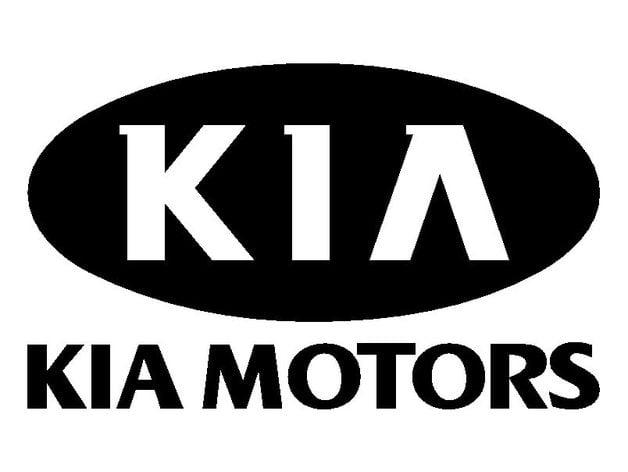 kia logo key chain by duckman - Thingiverse